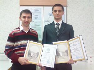 Віктор Петренко та Олександр Томчук